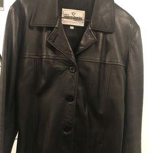 Women's Leather Coat/Jacket